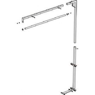 Подставка для подвеса утюга AKN-10B