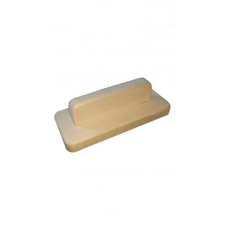 Колодка портновская утюжок 20*9 см
