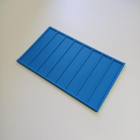 Коврик силиконовый для утюга Rotondi 3002008 синий