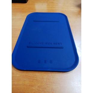 Подставка для утюга силиконовая (JZ-80281) синий