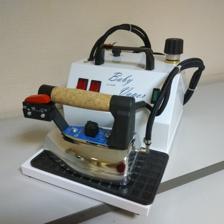 Парогенератор с утюгом Bieffe BF001BE Baby Vapor