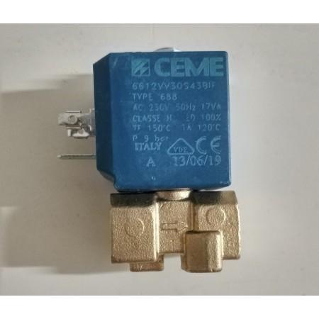 Электромагнитный клапан для воды A0414 CEME