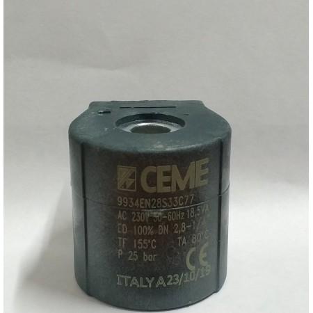 Катушка парового клапана Ceme AR113