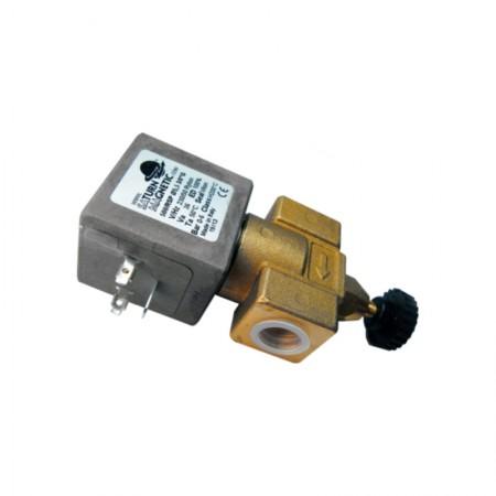 """Электроманитный паровой клапан Comel 1/2"""" A0231 для стола MP/F/PV"""