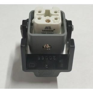 Гнездо боковое Malkan ES0256, 5 контактное
