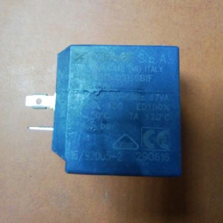 Электромагнитная катушка на пароклапан, артикул 3067005