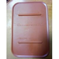 Подставка для утюга силиконовая (JZ-80282) коричневая