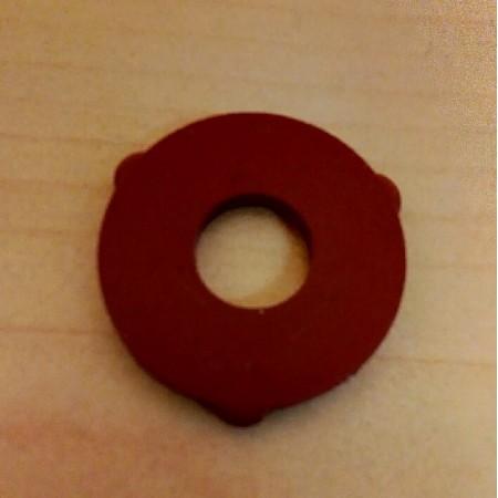 Прокладка силиконовая под крышку бойлера