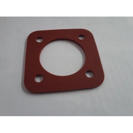 Прокладка силикон квадратная под ТЭН pratica RA012/S