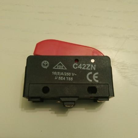 Кнопка на утюг Silter A7P